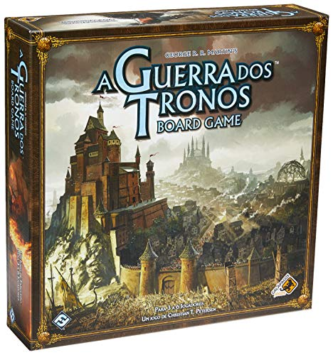 A Guerra dos Tronos. Board Game (2ª Edição), Multicor