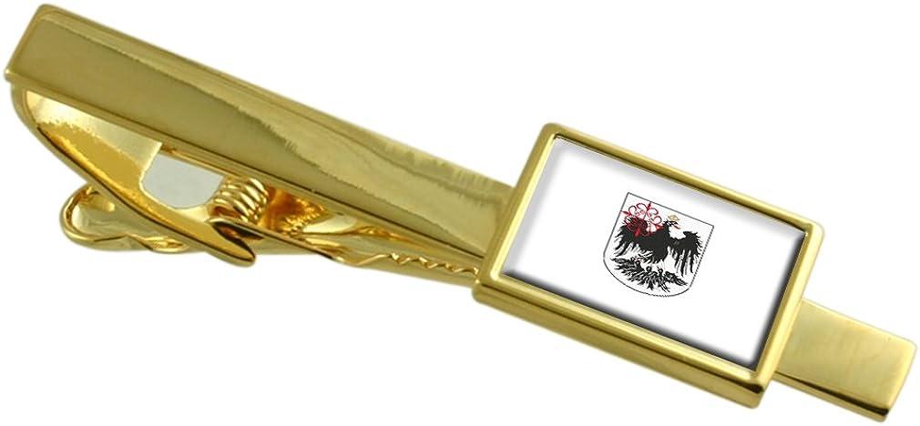 Buenos Aires Popular products City Argentina Flag Tie Gold-tone Regular dealer Clip