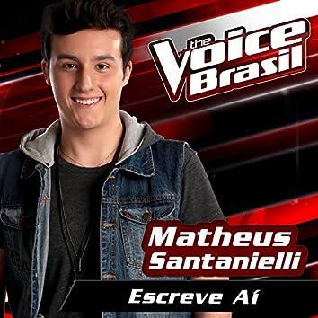 Escreve Aí (The Voice Brasil 2016)