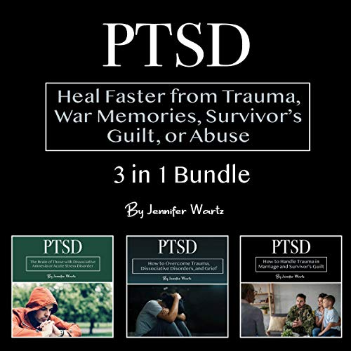 PTSD: 3 in 1 Bundle  By  cover art