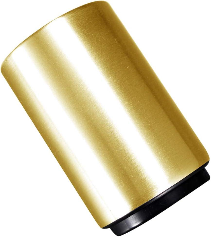 Yihaifu Magn/ética Botella abridor autom/ático de Vino del Acero Inoxidable de Cerveza abridor Empuje hacia Abajo de Cerveza del Vino del abrelatas de Casquillo Soda Accesorios de Cocina