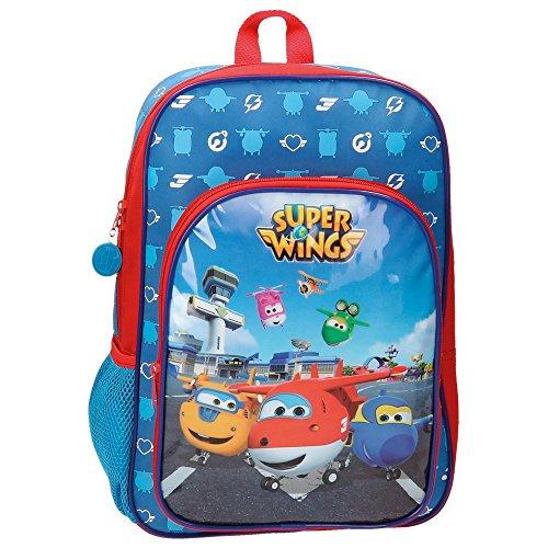 Mochila adaptable a carro Super Wings Airport
