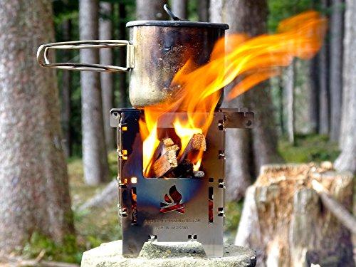 Product Image 1: Bushcraft Essentials Outdoor Stove Bushbox LF