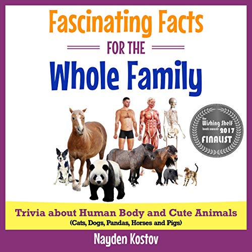 Fascinating Facts for the Whole Family Titelbild