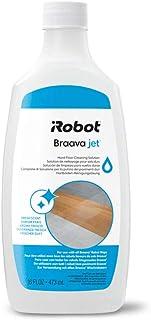 iRobot Limpiador para suelos 4632819, piezas originales, compatible con todos los robot Braava, blanco