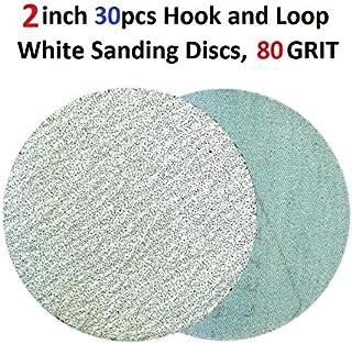 Grits 40-10000 3 inch 30pcs Hook and Loop Sanding Discs 40 GRIT