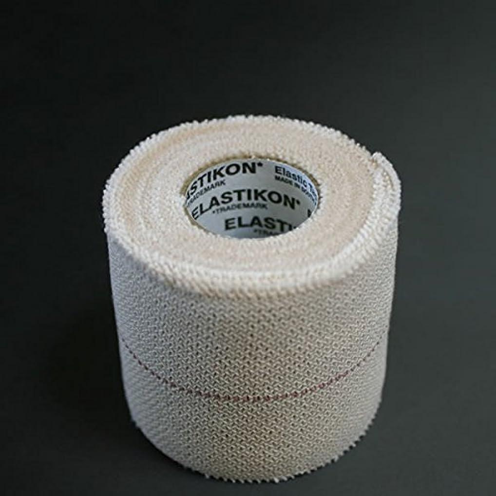 ヒョウ計算可能曲げる剣道屋 エラスチコン幅5.0cmテープ(焼きテープ) 剣道 足用サポーター