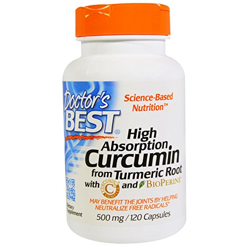 Doctor's Best High Absorption Curcumin