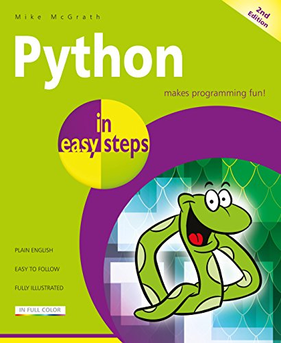 Python in easy steps: Covers Python 3.7