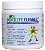 Best Concrete Cleaners - ACT Concrete Cleaner 8oz Eco Friendly Covers 50sqft Review