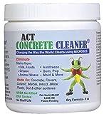 Best Concrete Cleaners - ACT CC-200-08 Concrete Cleaner dry formula 8oz Review