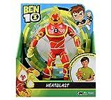 Giochi Preziosi Ben 10 Super Heat Figura Heatblast