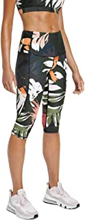 Rockwear Activewear Women's Autumn Haze 3/4 Shaped Print Tight from Size 4-18 for Bottoms Leggings + Yoga Pants+ Yoga Tights