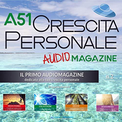 A51 Crescita Personale Audiomagazine 2 copertina
