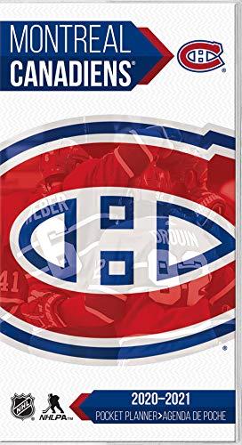 Montreal Canadiens 2020 Pocket Planner>Agenda de poche
