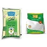 Mother Dairy Cow Ghee, 1L , Trust Classic Sulphur Less Sugar, 1kg