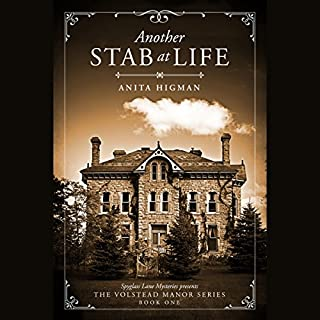 Another Stab at Life audiobook cover art