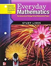 Everyday Mathematics Study Links: Grade 4: Common Core State Standards Edition by Max Bell (2012-06-30)