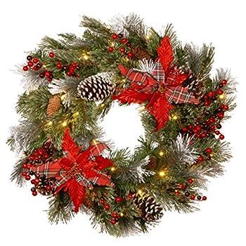 Best led christmas wreaths Reviews