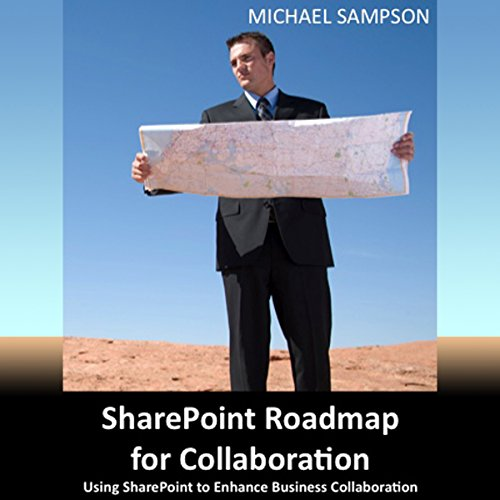SharePoint Roadmap for Collaboration audiobook cover art