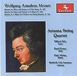 Quintette und Quartett - Arianna String Quartet
