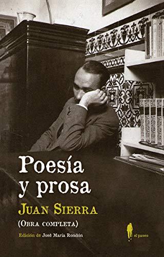 Poesía y prosa (Obra completa): 15