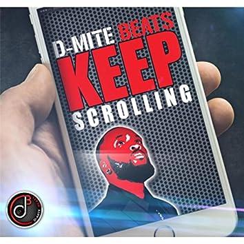 Keep Scrolling (Radio Version) - Single