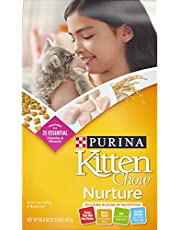 Purina Kitten Chow Nurture Dry Food Bag 1.42kg