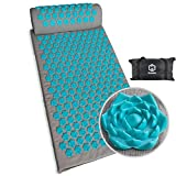 Best Acupressure Pillows - Acupressure Mat and Pillow Set, Kowth® Wellness Therapy Review
