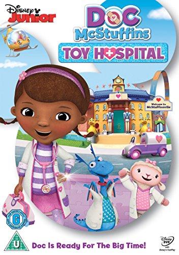 Doc McStuffins Toy Hospital [UK Import]