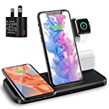 Best Wireless Chargers - 4 in 1 Wireless Charger, Wireless Charger Dock Review