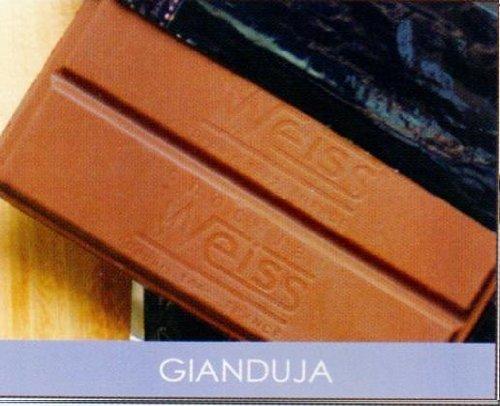 最高級チョコレート ジャンジュジャ ヴェイス クーベルチュールミルク&ピエモンテ産ノワゼット 1Kg クーベルチュール 業務用