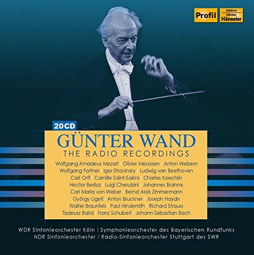 WAND: Radio Recordings