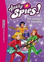 Totally Spies 01 - On connaît la musique de Marathon Média