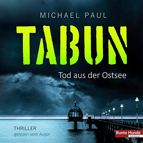 Tabun audiobook cover art