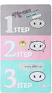 Holika Holika varken neus duidelijk zwart hoofd 3-Step kit (3 set)