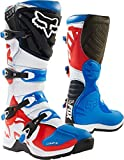Fox Comp 5 Boot Blue/Red