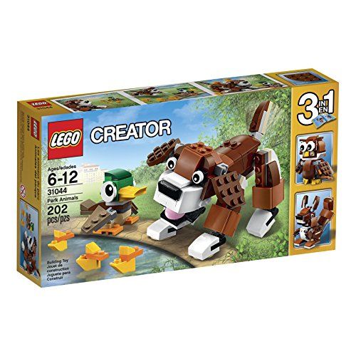 LEGO Creator Park Animals 31044 by
