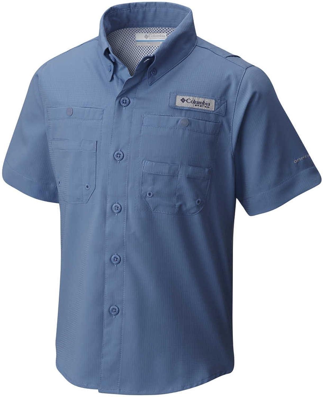 36b539dc7a Columbia Columbia Columbia Men's PFG Tamiami II SS Shirt-Skyler Large 0755cc