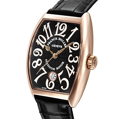 [フランク ミュラー] 腕時計 7851SCDT BLK BLK GDH メンズ 並行輸入品 ブラック