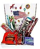 PACK DEGUSTATION bonbon americain import snacks etats unis box pas cher melange confiserie friandises americains bonbons