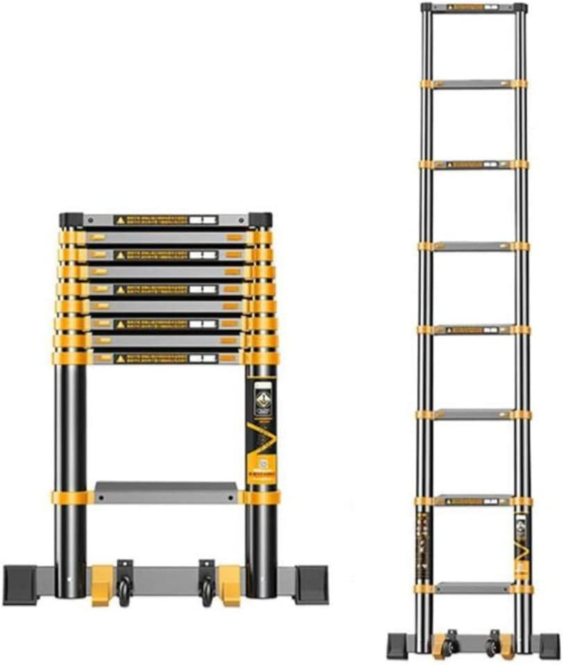 YXX- Tall Telescoping Dealing full price reduction Shipping included Extension Ladder Bar with Stabiliser and W