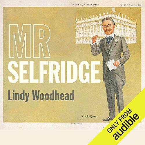 Mr Selfridge audiobook cover art