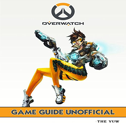 Overwatch audiobook cover art