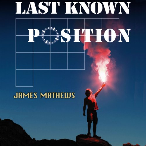 Last Known Position audiobook cover art
