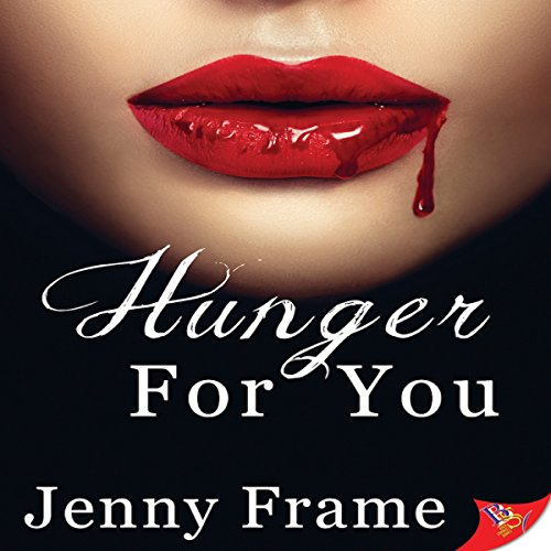 Hunger for You audiobook cover art