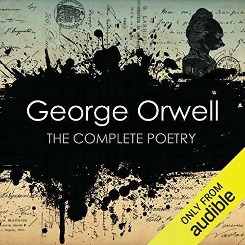 George Orwell: The Complete Poetry Titelbild