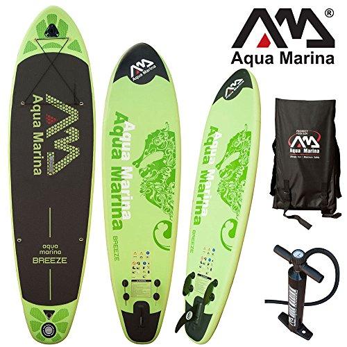 Inflatable SUP Windsurfing Board by Aqua Marina