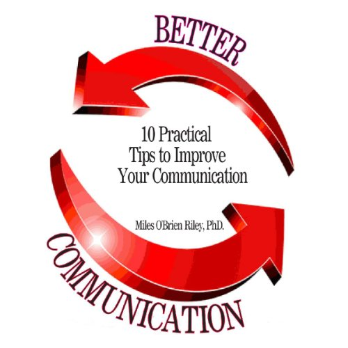 Better Communication audiobook cover art