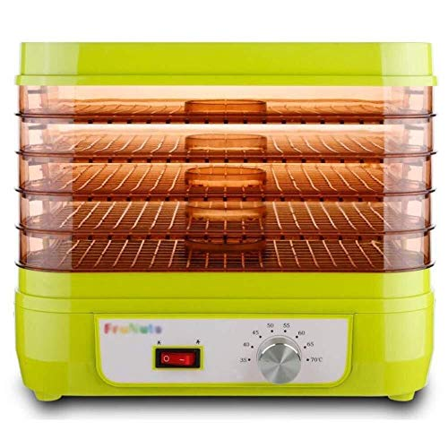 Learn More About Dehydrator Dehydrator, Food Dryer - Food Grade PP, 5 Layers, 10L, Transparent, Inde...